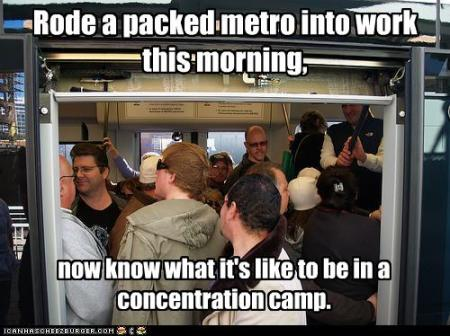 rode-packed-metro